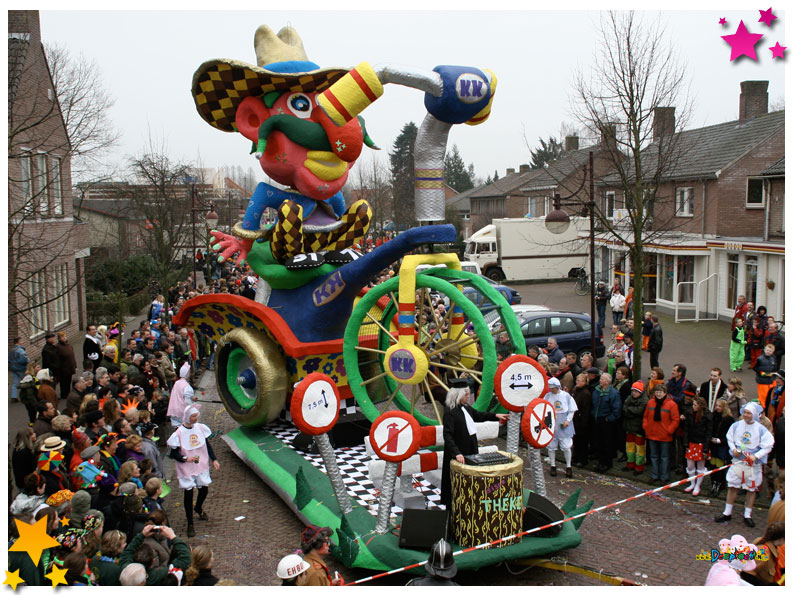 Klore Kwats Schaijk - 2007