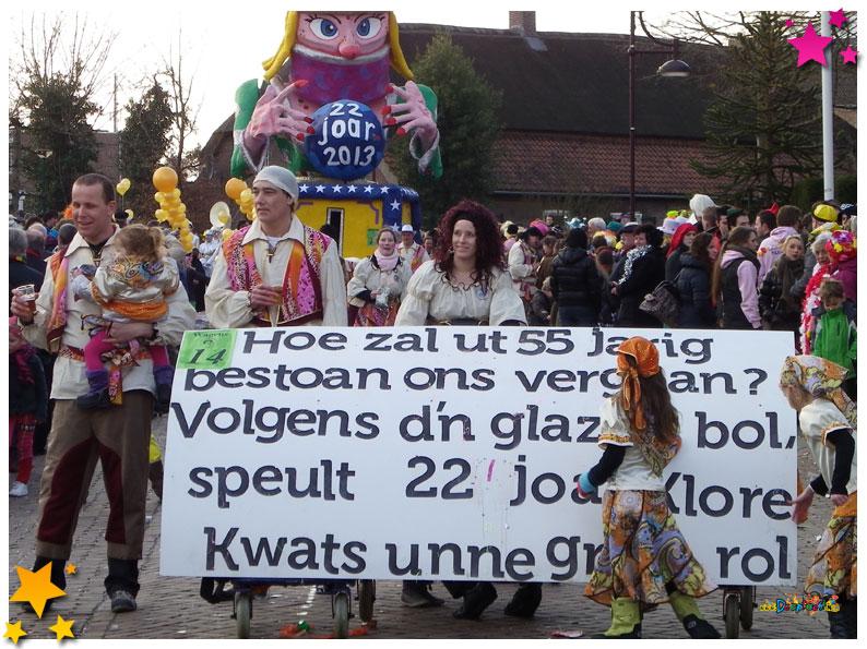 Klore Kwats Schaijk - 2012