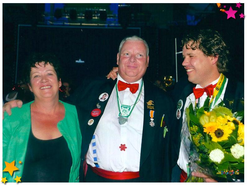 Koninklijk Onderscheiden Leonard Steetsel - 2013 Schaijk