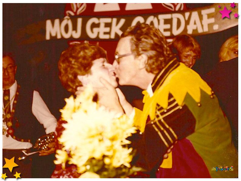 Moeskoningin 1981 - Schaijk