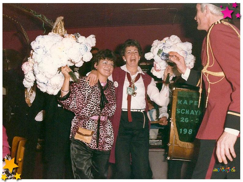 Moeskoningin Marga Janssen 1985 - Schaijk