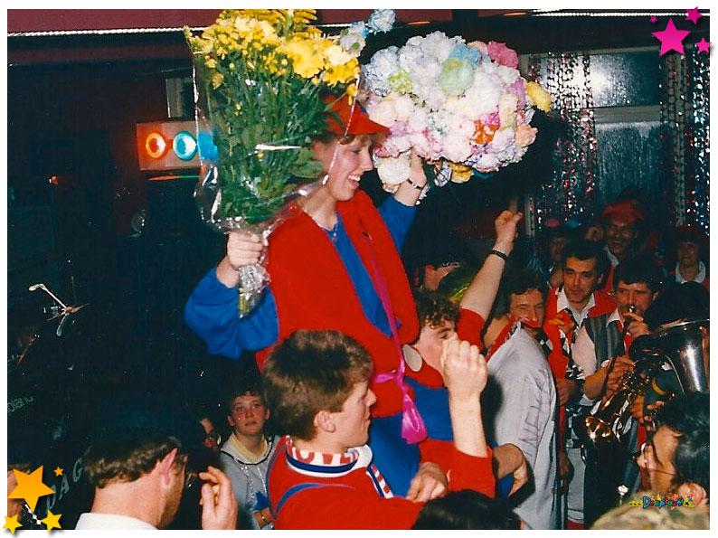 Moeskoningin 1987 - Schaijk