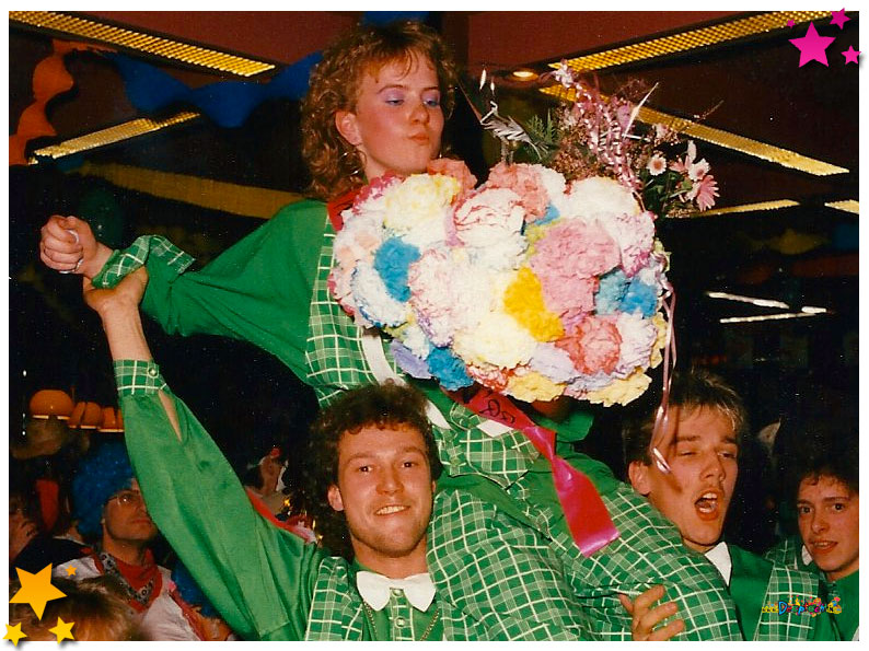 Moeskoningin 1988 - Schaijk