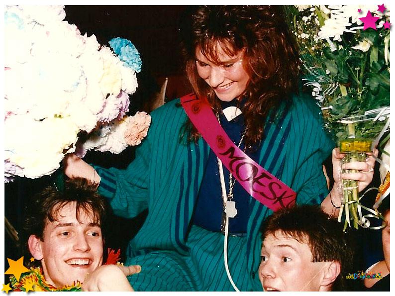Moeskoningin 1986 - Schaijk