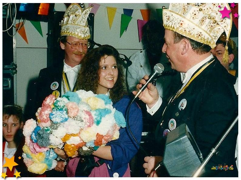 Moeskoningin 1991 - Schaijk