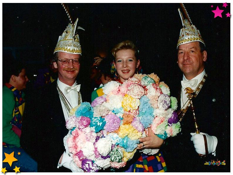 Moeskoningin 1992 - Schaijk