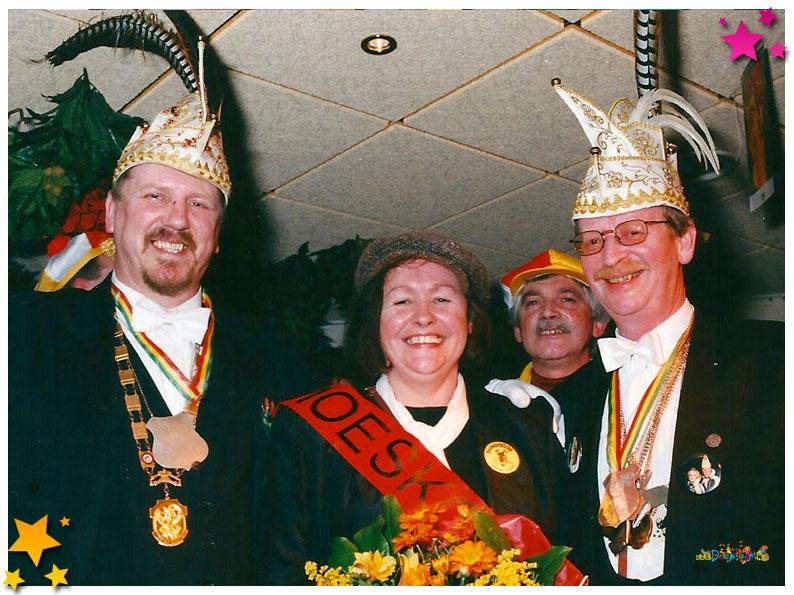 Moeskoningin 1995 - Schaijk