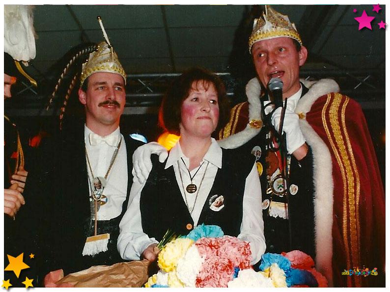 Moeskoningin 1997 - Schaijk