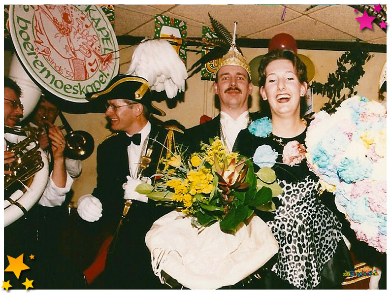 Moeskoningin 1998 - Schaijk