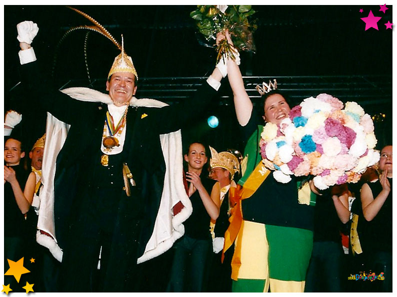 Moeskoningin 2002 - Schaijk