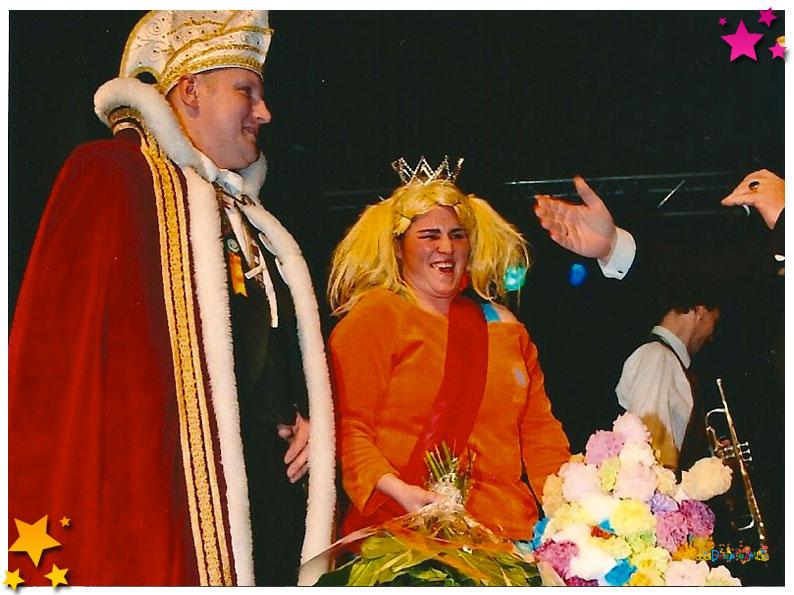 Moeskoningin 2005 - Schaijk