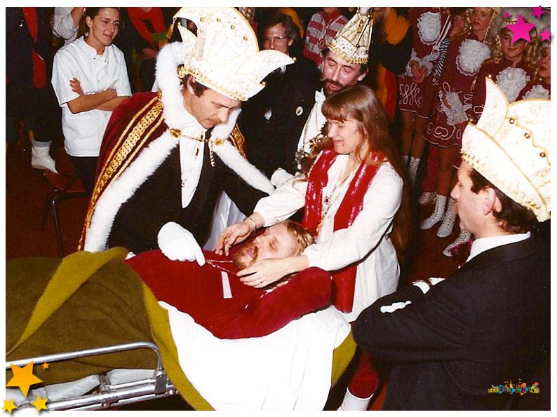 Ontvanger Zilveren Moestop 1983
