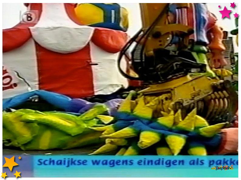 Goapmerrege op Omroep Brabant - 2004