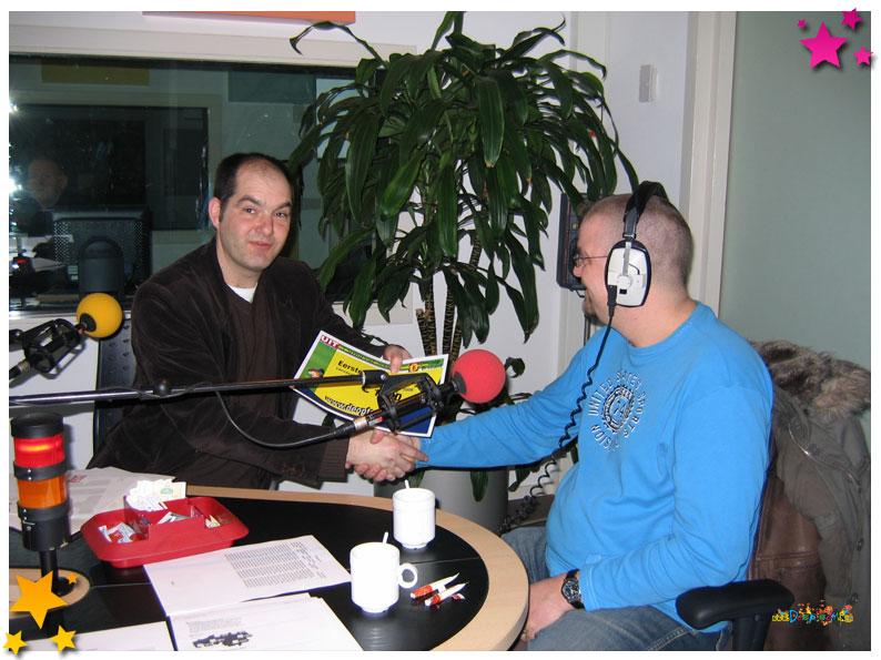 www.deoptocht.nl beste carnavalswebsite van Noord Brabant - 2006