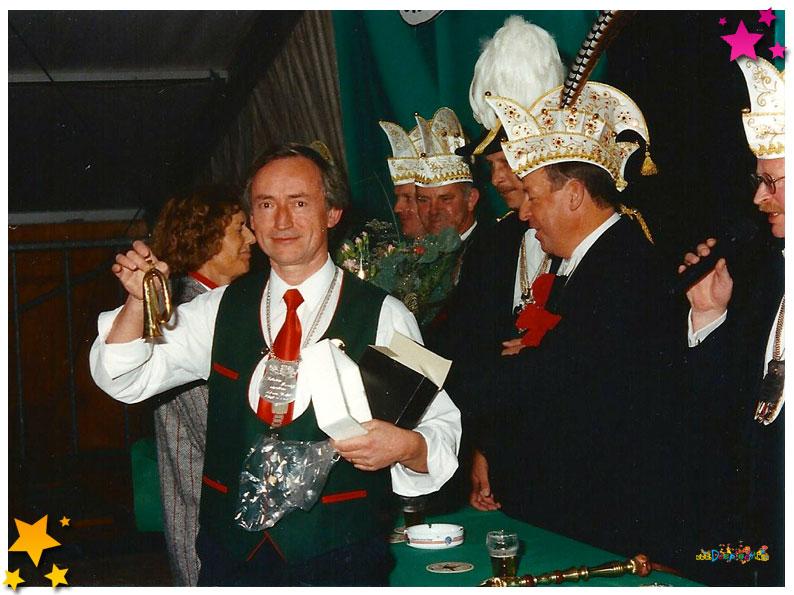 Receptie 33 jaar Moesland - 1991 Schaijk
