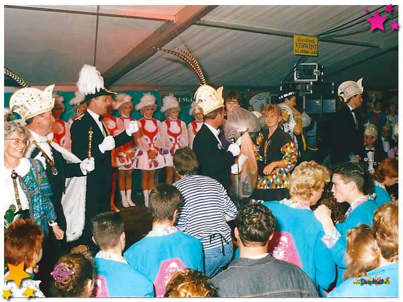 Feest 33 jaar Moesland - 1991 Schaijk
