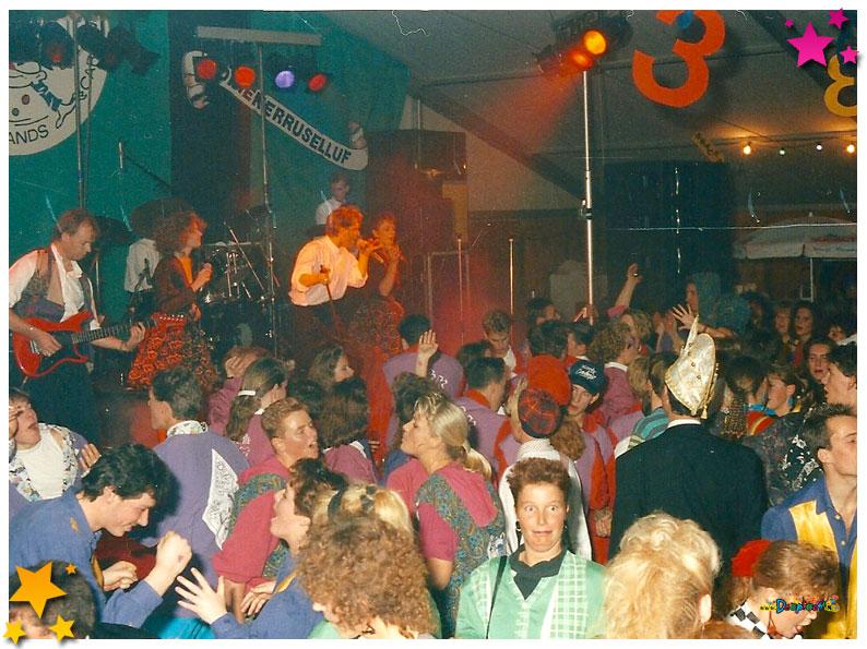 Prima vering en de schokbrekers 33 jaar Moesland - 1991 Schaijk