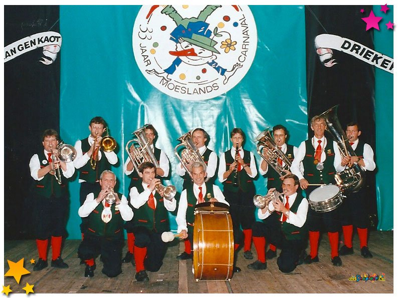 Hofkapel 33 jaar Moesland - 1991 Schaijk