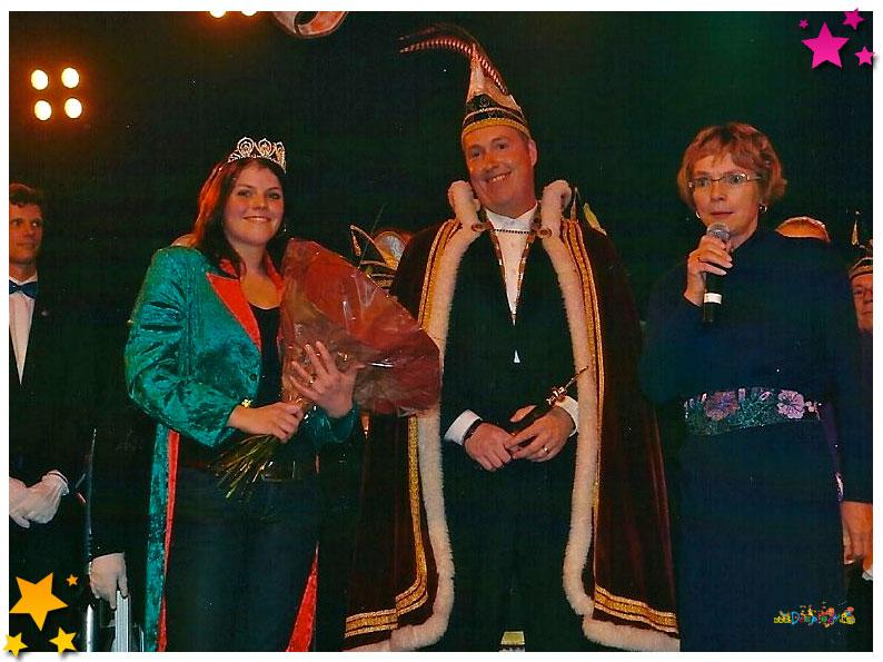 Lid van Knap Lelluk; Crista van de Wetering