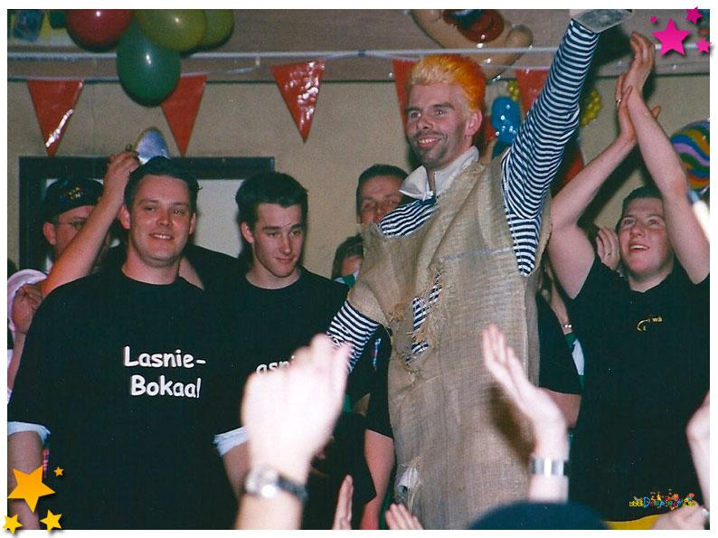 Lasniebokaal 2003 Schaijk