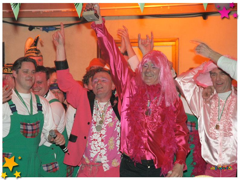 Lasniebokaal 2005 Schaijk