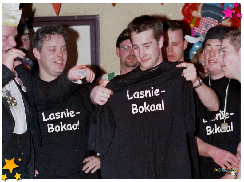 Shirt voor Lasnie van Ut Wurd Wa