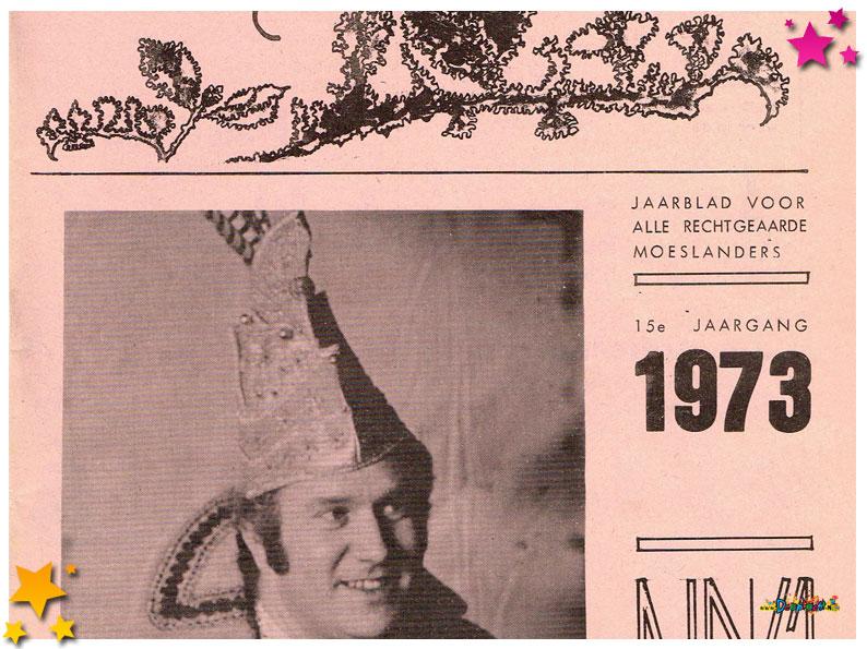Carnavalskrant Schaijk - 1973