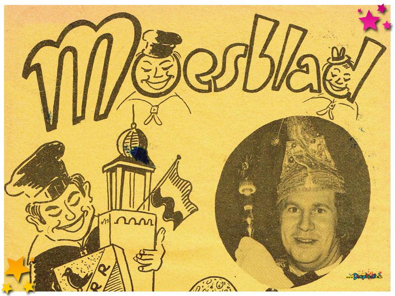 Carnavalskranten Schaijk - 1974