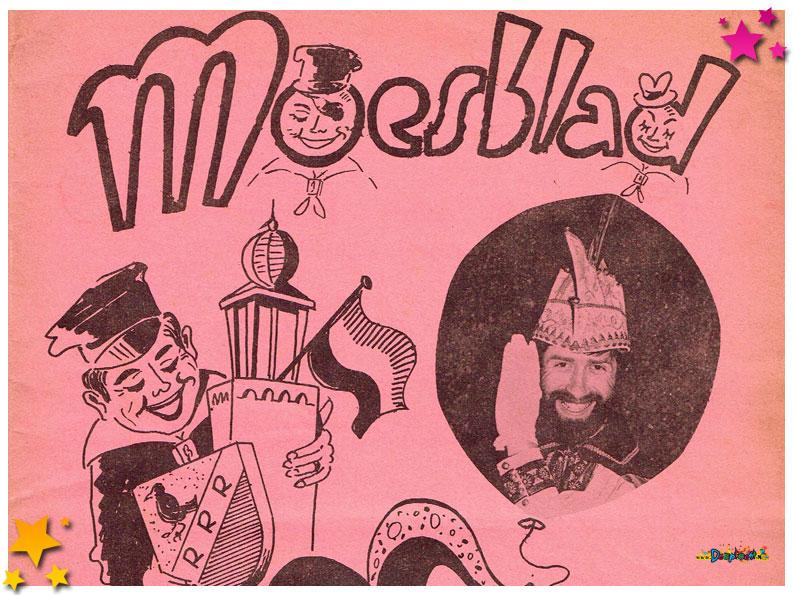Carnavalskranten Schaijk - 1975