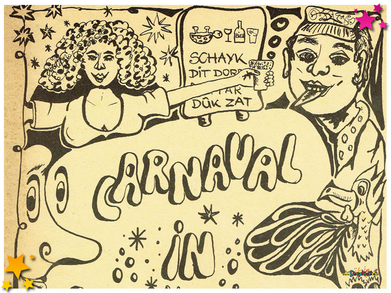 Carnavalskranten Schaijk - 1976