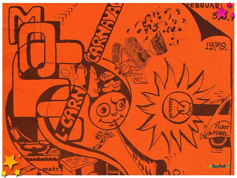 Carnavalskranten Schaijk - 1978