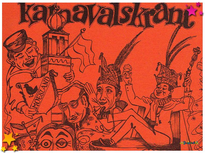 Carnavalskranten Schaijk - 1979