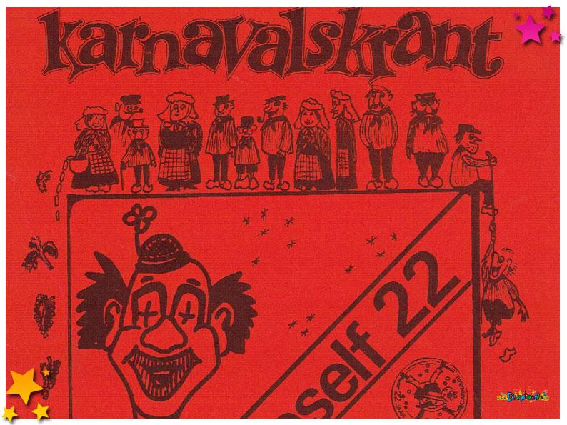 Carnavalskrant Schaijk - 1981