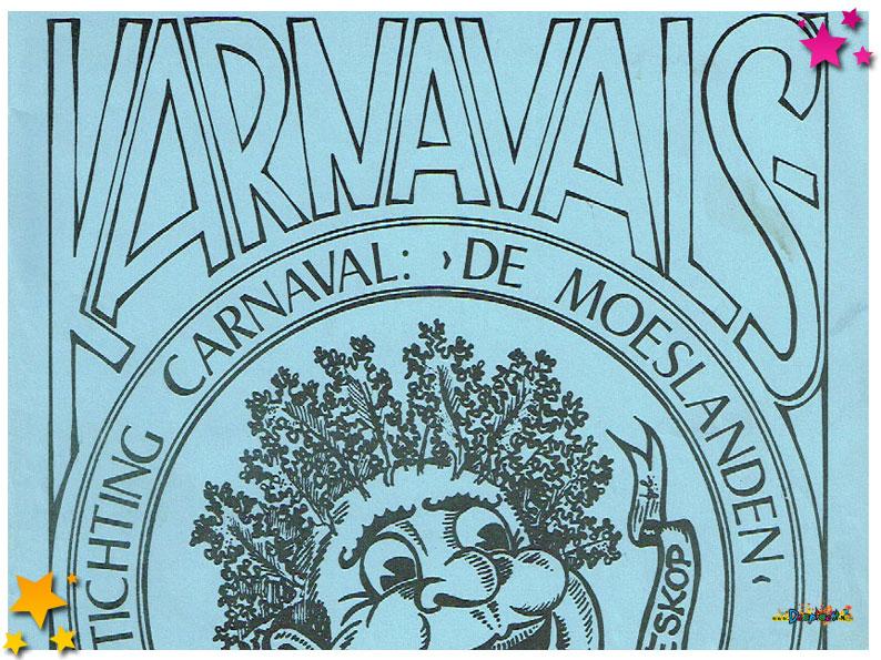 Carnavalskrant Schaijk - 1983