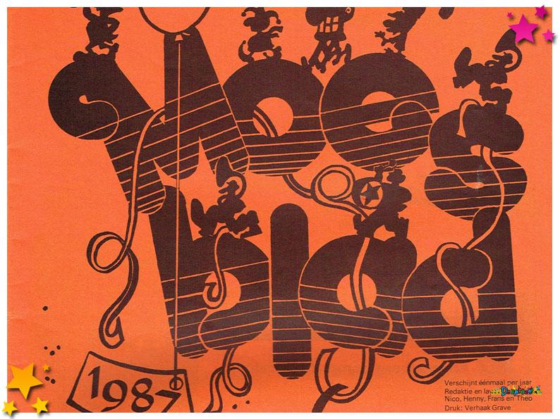 Carnavalskranten Schaijk - 1987