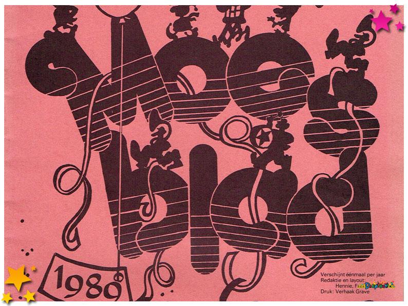 Carnavalskranten Schaijk - 1989