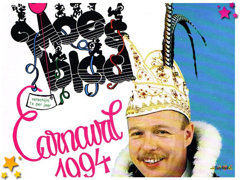 Carnavalskrant Schaijk - 1994