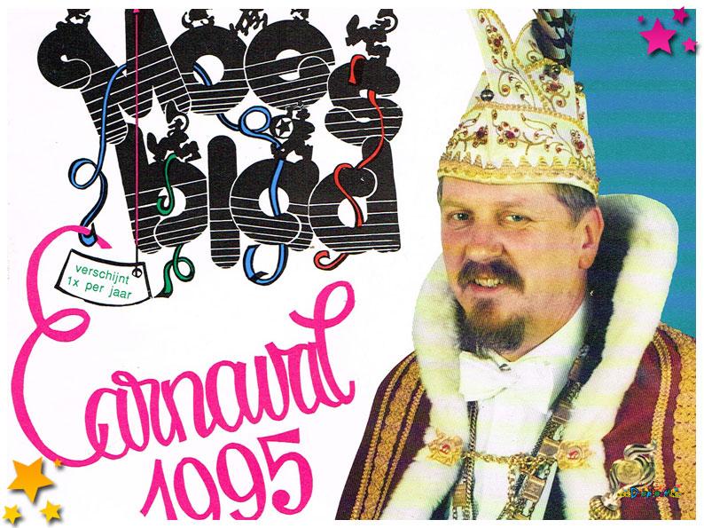 Carnavalskrant Schaijk - 1995