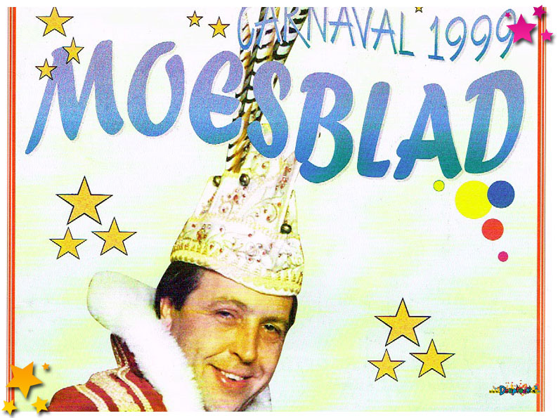 Carnavalskranten Schaijk - 1999