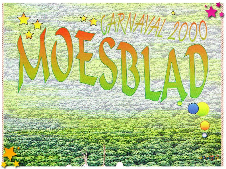 Carnavalskrant Schaijk - 2000