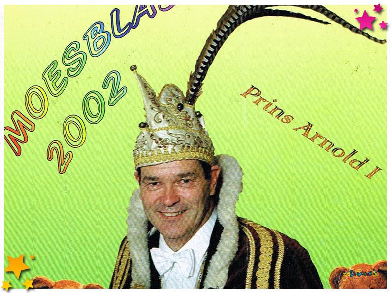 Carnavalskrant Schaijk - 2002