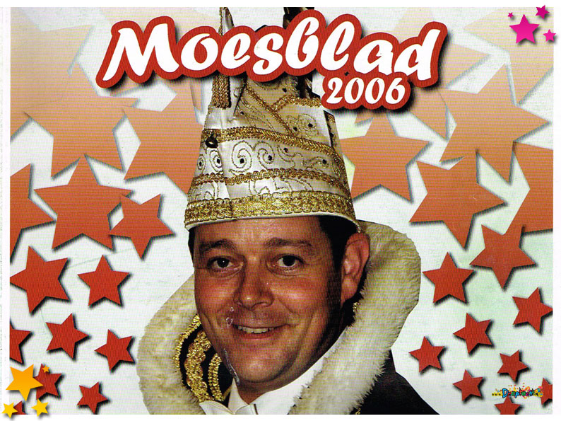 Carnavalskranten Schaijk - 2006