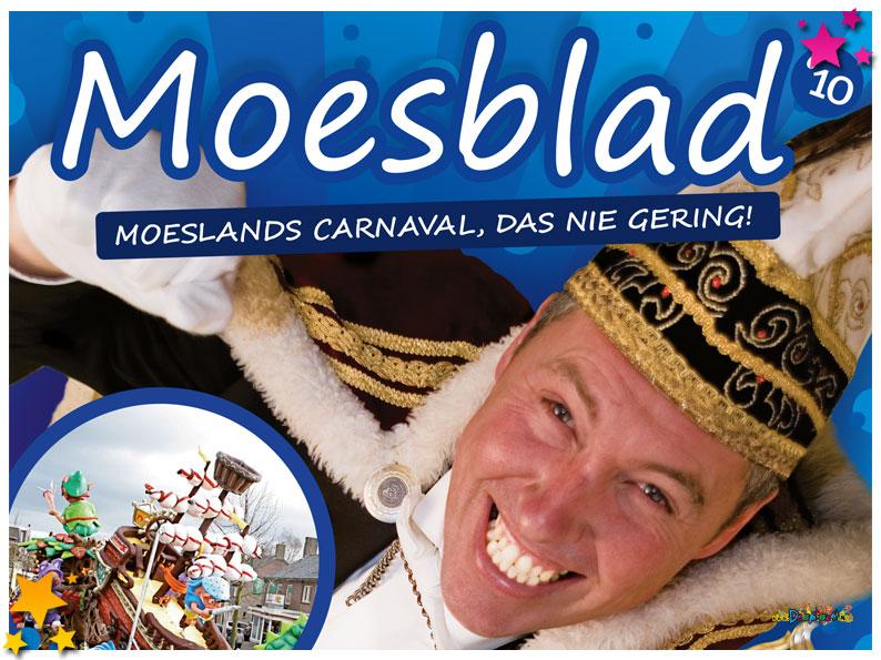 Carnavalskrant Schaijk - 2010