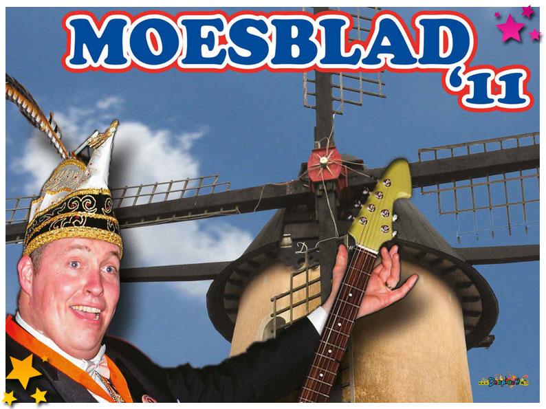 Carnavalskrant Schaijk - 2011