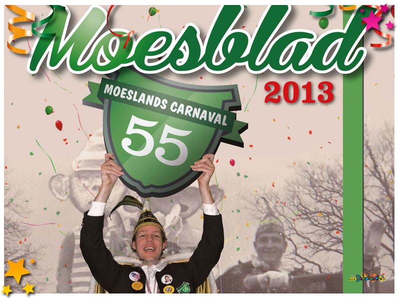 Carnavalskrant Schaijk - 2013