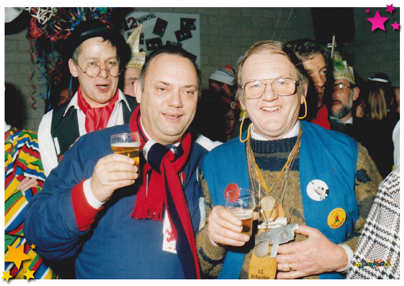 Ad van Dorst en Jan Kops
