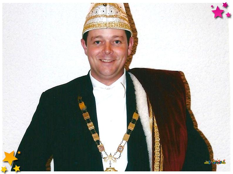 Oud-prins der Moeslanden; Ed van der Heijden
