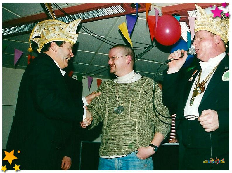 Lid van Klore Kwats; René Derks