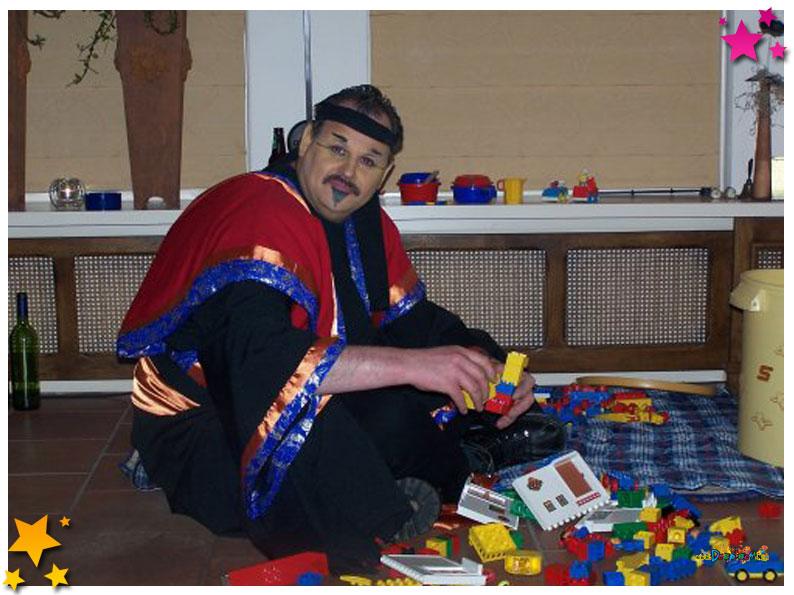 Oud-voorzitter van Stichting carnaval De Moeslanden; Theo Potjes