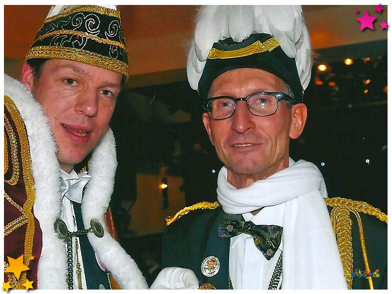 Adjudant bij Stichting carnaval de Moeslanden; Gerard Oliemeulen